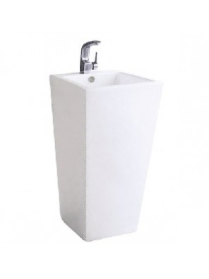 POTEX G-002 Free Standing Basin White