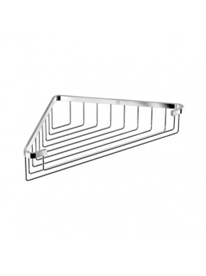 JOHNSON SUISSE GDC990141 Corner Grated Basket WBBA100281CP