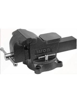 YATO 125mm Swivel Base Bench Vice (10KG) YT6502