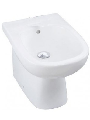 JOHNSON SUISSE Modena Bidet 1th set (White) WBSHMD100WW