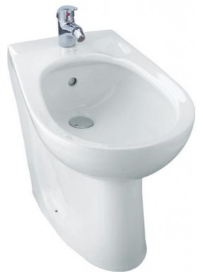 JOHNSON SUISSE Valentia Bidet 1th Set (White) WBSHVT000