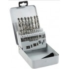 BOSCH 19pcs Metal Drill Bit Set 1-10mmØHSS-G(P/N:2607019116)