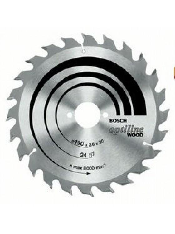 "BOSCH 10""x80 TCT Circular Saw Blade Wood(2608640909)"