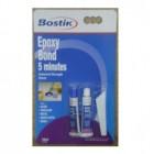 BOSTIK 2 X 5ml Epoxy Fix 5 Mins Code:03033