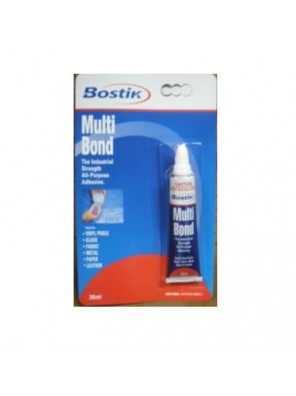 BOSTIK 30ml Multi Bond Code:03037