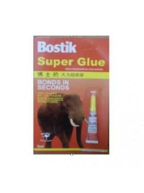 BOSTIK 3ml Super Glue Code:03029
