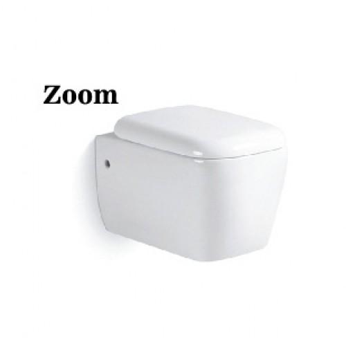Bareno Wall Hung Wc Size 550x370x370 White W31802