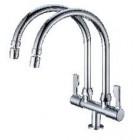 BARENO PLUS 2 Way Pillar Sink Tap-TW-PST1013-14