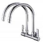 BARENO PLUS 2 Way W/Mounted Sink Tap-TW-WST1014-14