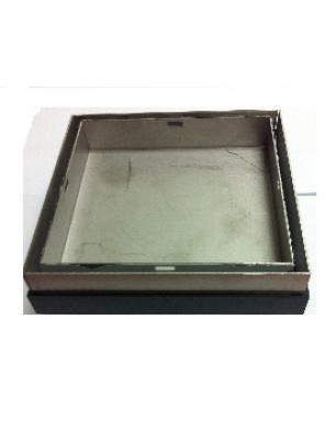 BARENO 100x100mmx16mm (H) Floor Trap SSLC-4""