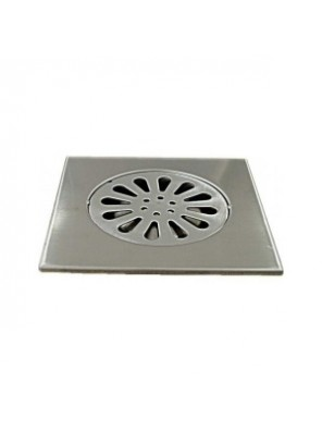 "BARENO 4"" 100x100mm Floor Trap 3158"