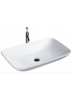 BARENO Artistic Counter Top Basin (White) K182
