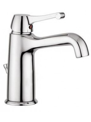 BARENO Carlos Primero Single Lever Basin Mixer-CP118/1 CR