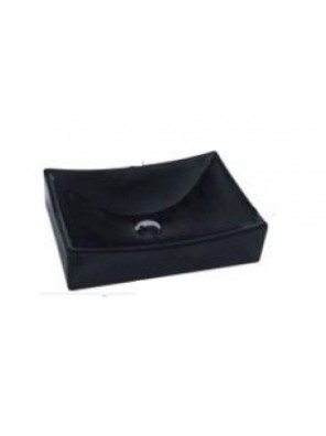 BARENO Counter Top Basin (Black) K143B