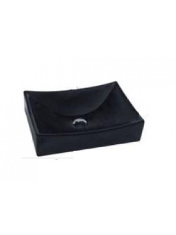 BARENO Counter Top Basin (Black) K143B