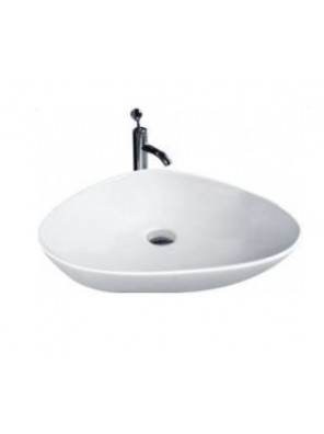 BARENO Counter Top Basin (White) K147A