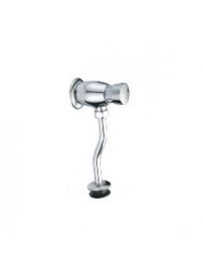 BARENO Exposed Urinal Flusher; Brass Chrome  DAV848