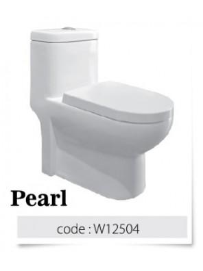BARENO Pearl 3/6 One Piece Washdown WC BO 250mm W12504R