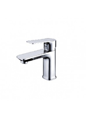 BARENO Plus Brass Chrome Basin Mixer- BM075