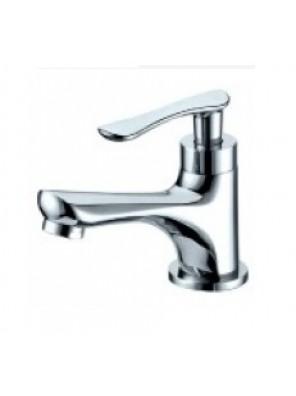 BARENO Plus Brass Chrome basin Tap- PLT-1002-09