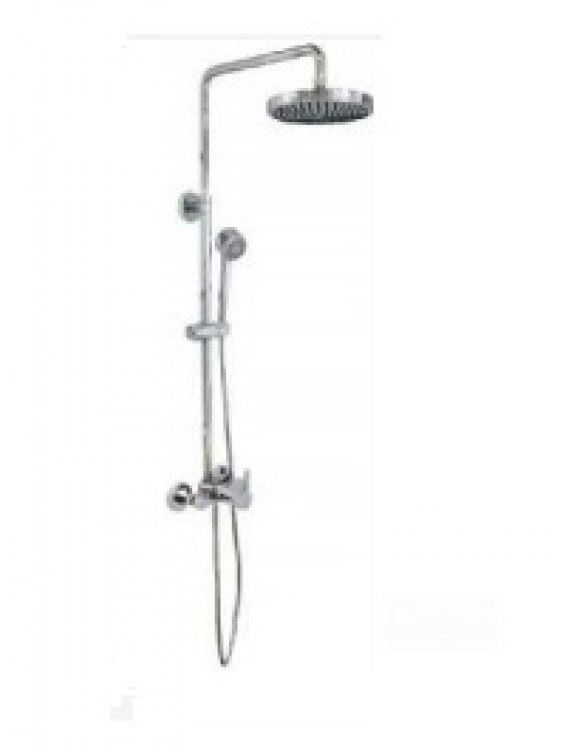 BARENO Plus Exposed Shower Post Set FB6055
