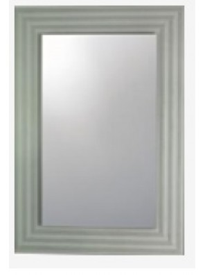 BARENO Rectangular Bathroom Mirror 500x700mm B-G0011