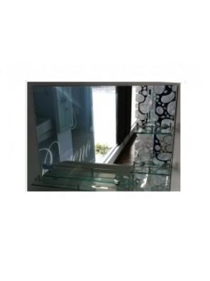 BARENO Rectangular Bathroom Mirror 500x700mm B-G3108