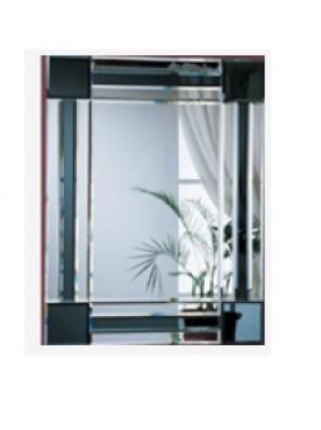 BARENO Rectangular Bathroom Mirror 600x800mm B-G0621