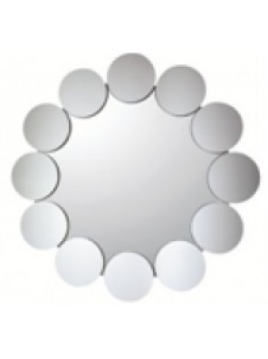 BARENO Round Bathroom Mirror Ø622mm B-G0665