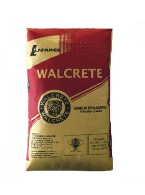 Cement Walcrete 50kg/bag (800bag Palletised) (East Region)