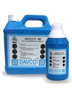 DAVCO CTC800 Tile Cleaner 4Litre