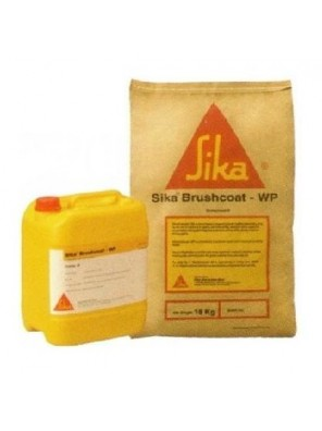 SIKA Brush Coat WP A+B 22.5kg/set (A:4.5kg+B:18kg)