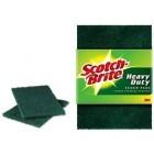 SCOTCH BRITE Scouring Pad(3pcs/pkt)Code:31-B