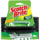 SCOTCH BRITE Grill & Wok Scrub Pad c/w Handle Code:7721