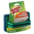 SCOTCH BRITE Floor Scrub c/w Handle Code:7722