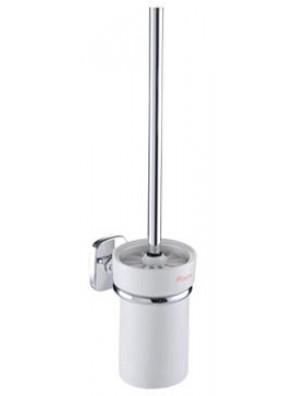 FELICE Toilet Brush Holder c/w Ceramic Glass FLS 83788