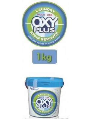 ASTONISH 1kg Oxy Plus Multi-use Stain Remover C1475