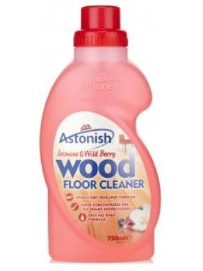 ASTONISH 750ml Flawless Wood Floor Cleaner C2557
