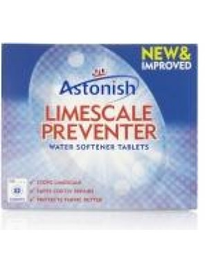 ASTONISH 8 Tabs X 16g Limescale Prevention C2186