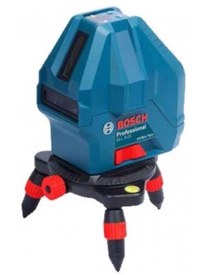 BOSCH 6V Self-leveling Three Line Laser GLL 3-15