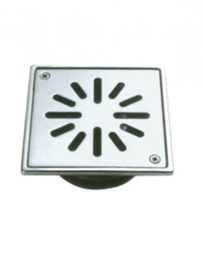 DOE FGT 120SS STAINLESS STEEL FLOOR TRAP