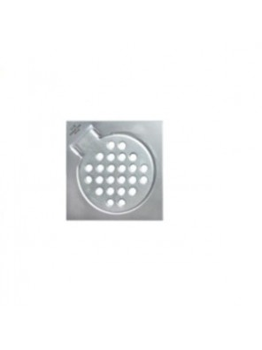 DOE 100Mm X 100Mm Stainless Steel Floor Trap FT100SS