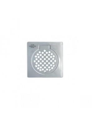 DOE 150Mm X 150Mm Stainless Steel Floor Trap FT150SS