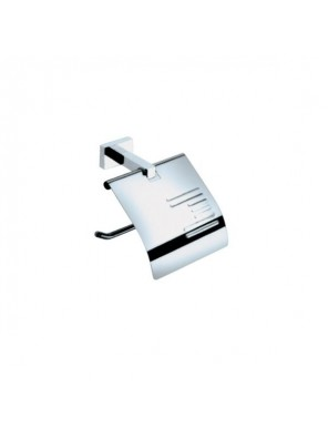 DOE Chrome Plated Brass Toilet Roll Holder   SB6051
