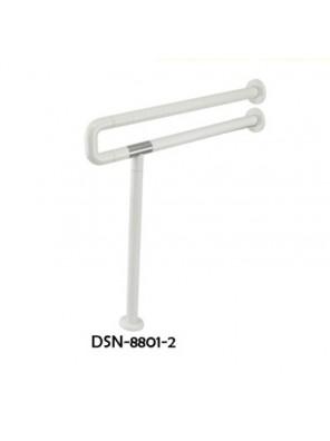 DOE  'P' Shape Nylon Grab Bar; Size: 600Mm X 700Mm DSN8801-2