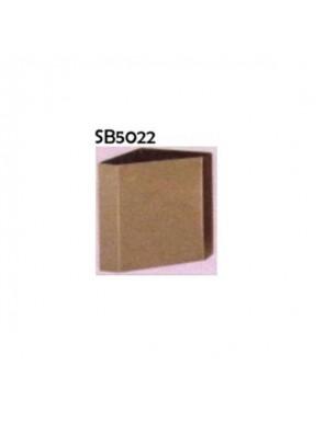 DOE S/S Corner Waste Receptacle-19L Capacity;  SB5022