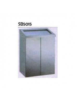 DOE S/S DOE NApkin Disposal-Recessed;  SB5015