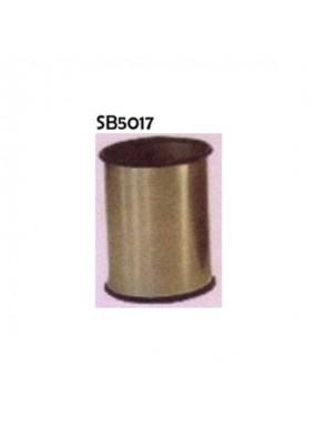 DOE S/S Round Waste Receptacle-9L Capacity;  SB5017