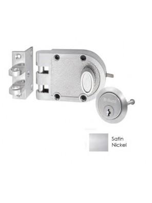 ST.GUCHI Jimmy Proof Lock (S.Nickel) K102/SGDB-K102