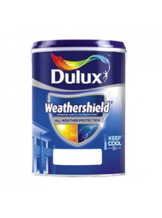 DULUX PAINT Weathershield Keep Cool Base B 18L Code:A910-BV